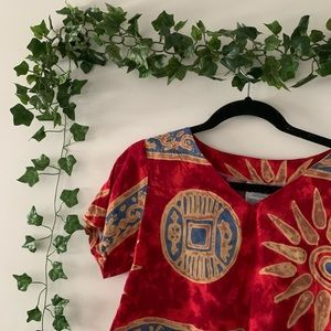 Tops - ☆ HIPPIE SUN CROP TOP ☆